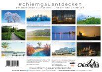Bilder für den Chiemgau DIN A3 / A2 Kalender