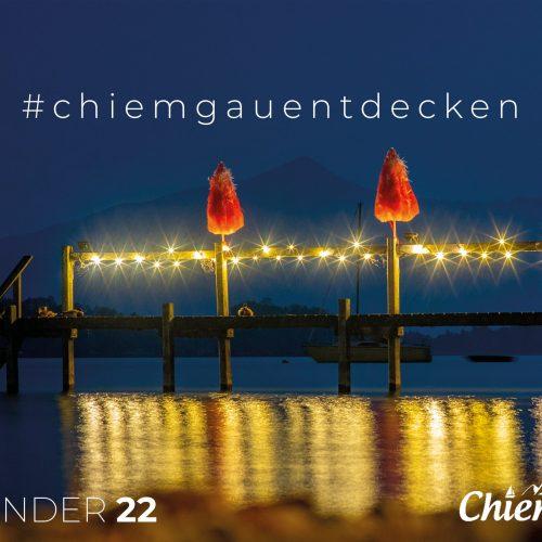 CHIEMGAU KALENDER 2022 - DIN A4 16