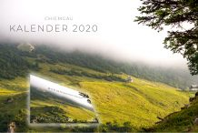 Chiemgau Kalender 2020 – out now