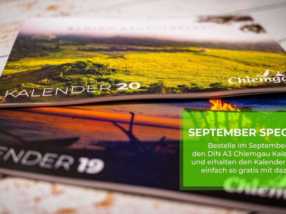 September Aktion im Online Shop 19