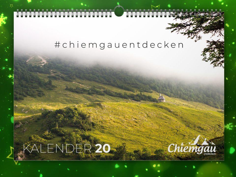 So bekommt Ihr euren Chiemgau Kalender noch vor Weihnachten 13