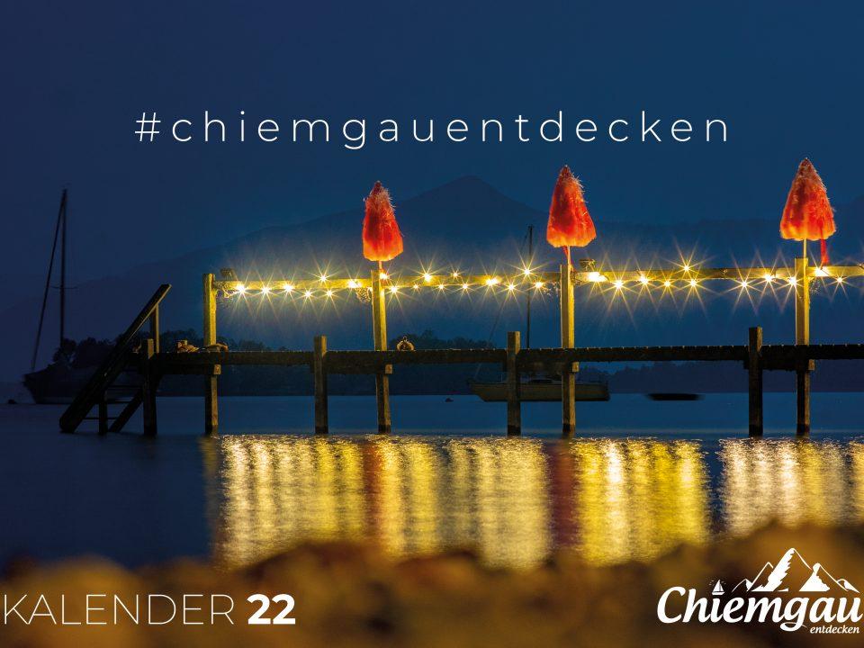 So sieht der Chiemgau Kalender 2022 aus 2